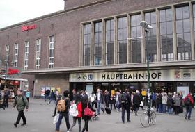 Düsseldorf central station car park in Dusseldorf: prices and subscriptions - Station car park | Onepark