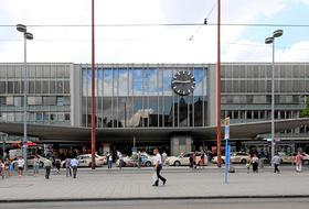 Parking Gare centrale de Munich à Munich : tarifs et abonnements - Parking de gare | Onepark