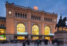 Parkhaus Hauptbahnhof Hannover in Hannover : Preise und Angebote - Parken am Bahnhof | Onepark