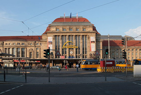Parking Gare centrale de Leipzig  à Leipzig : tarifs et abonnements - Parking de gare | Onepark