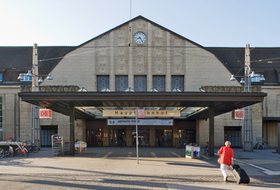 Parking Gare centrale de Karlsruhe à Karlsruhe : tarifs et abonnements - Parking de gare | Onepark
