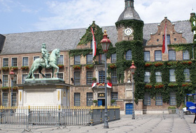 Parking Centre-ville de Düsseldorf  à Düsseldorf : tarifs et abonnements - Parking de centre-ville | Onepark
