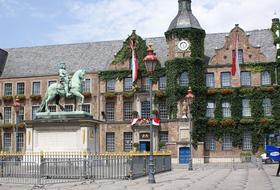 Estacionamento Centro da cidade de Dusseldorf: Preços e Ofertas  - Estacionamento no centro da cidade | Onepark