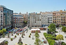Parking Plaza Pedro Zerolo  en Madrid : precios y ofertas | Onepark
