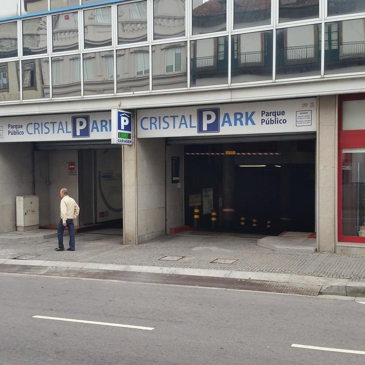 Estacionamento Público CRISTAL PARK (Coberto) Porto