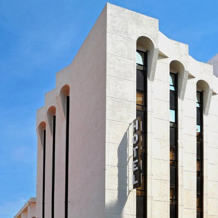 Parque de estacionamento Estacionamento Hotel SERCOTEL JAIME I (Coberto) Castellón de la Plana, Castellón