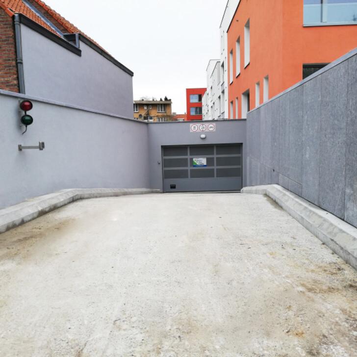 Parking Public BEPARK ANDERLECHT POMMIER (Couvert) Anderlecht
