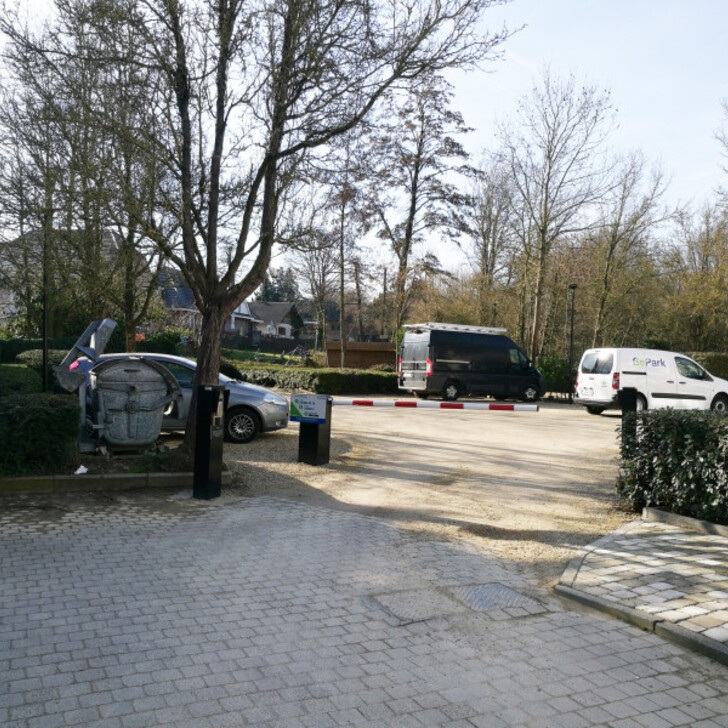Parking Public BEPARK AÉROPORT BRUXELLES ZAVENTEM (Extérieur) Zaventem