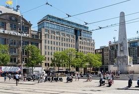 Parkhaus Centre-Ville in Amsterdam : Preise und Angebote - Parken in einer nahliegenden Gegend | Onepark