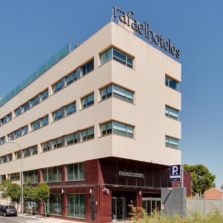 Hotel Parkhaus RAFAELHOTELES FORUM ALCALÁ (Überdacht) Alcalá de Henares