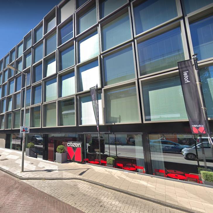 WEPARC - ZUIDAS WTC Valet Service Car Park (Covered) Amsterdam