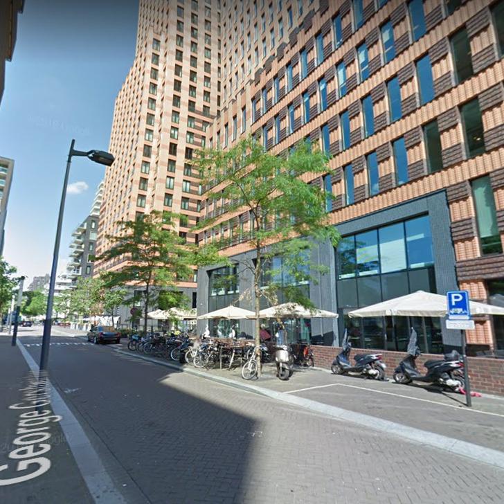 Parque de estacionamento Estacionamento Serviço de Valet WEPARC - ZUIDAS (Coberto) Amsterdam