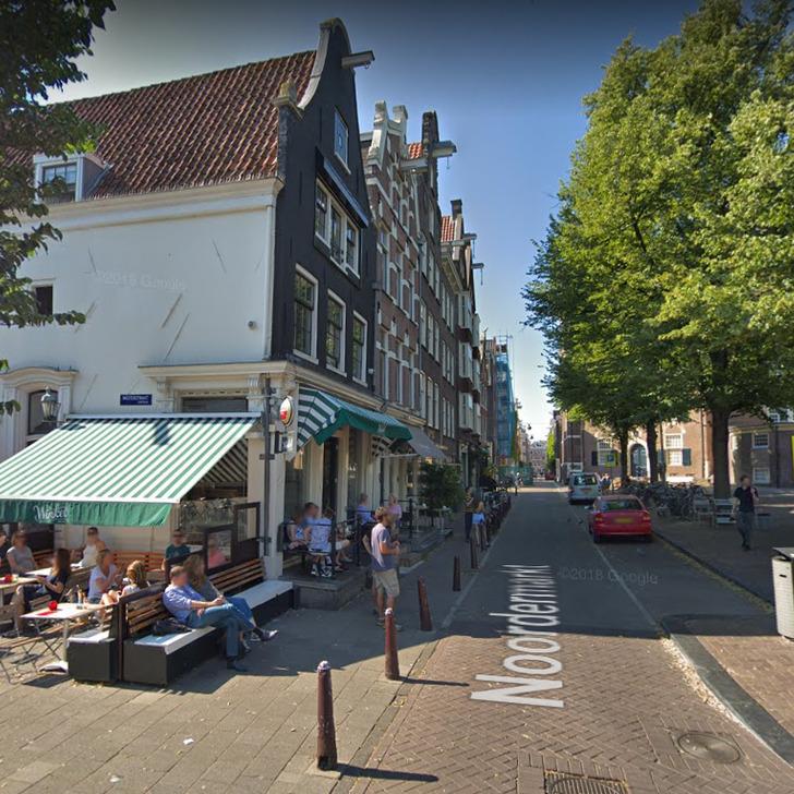 Estacionamento Serviço de Valet WEPARC - NOORDERMARKT (Coberto) Amsterdam