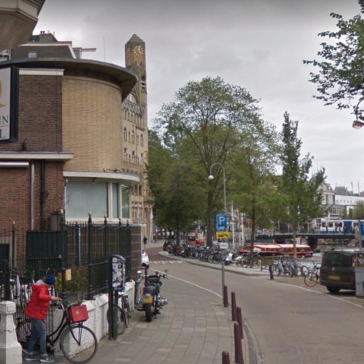 Parque de estacionamento Estacionamento Serviço de Valet WEPARC - LEIDSEKADE (Coberto) Amsterdam