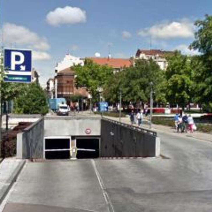 APK2 AMARA PIO XII Openbare Parking (Overdekt) San Sebastián