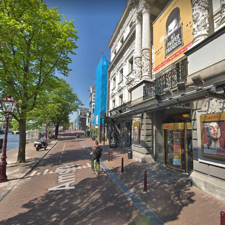 WEPARC - ROYAL THEATER Valet Service Parking (Overdekt) Amsterdam