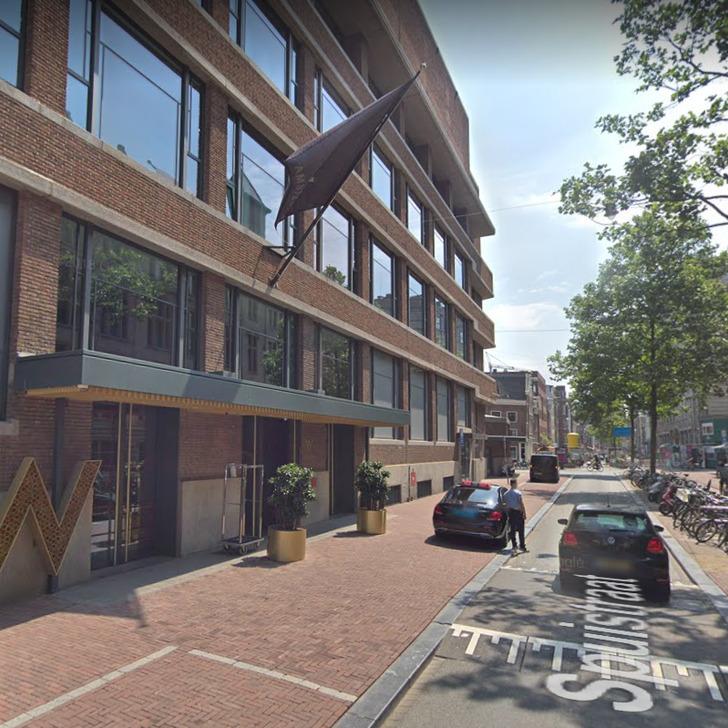 Estacionamento Serviço de Valet WEPARC - THE ROYAL PALACE (Coberto) Amsterdam