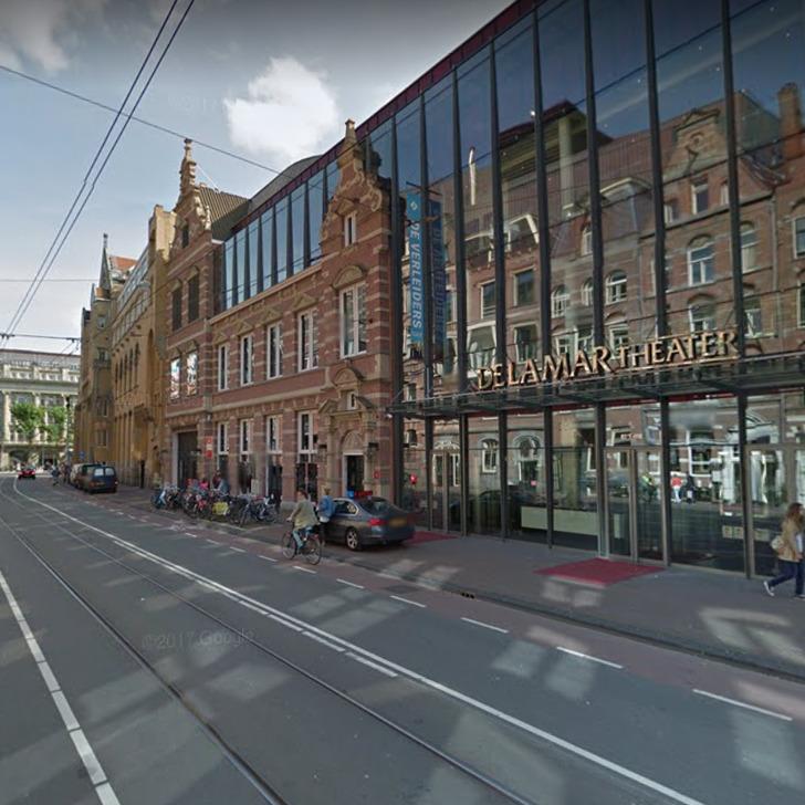 Parque de estacionamento Estacionamento Serviço de Valet WEPARC - MUSEUMKWARTIER (Coberto) Amsterdam