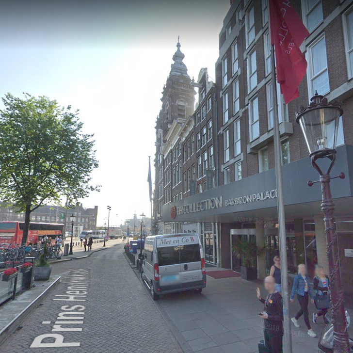 Estacionamento Serviço de Valet WEPARC - PRINS HENDRIKKADE (OUDEZIJDS) (Coberto) Amsterdam
