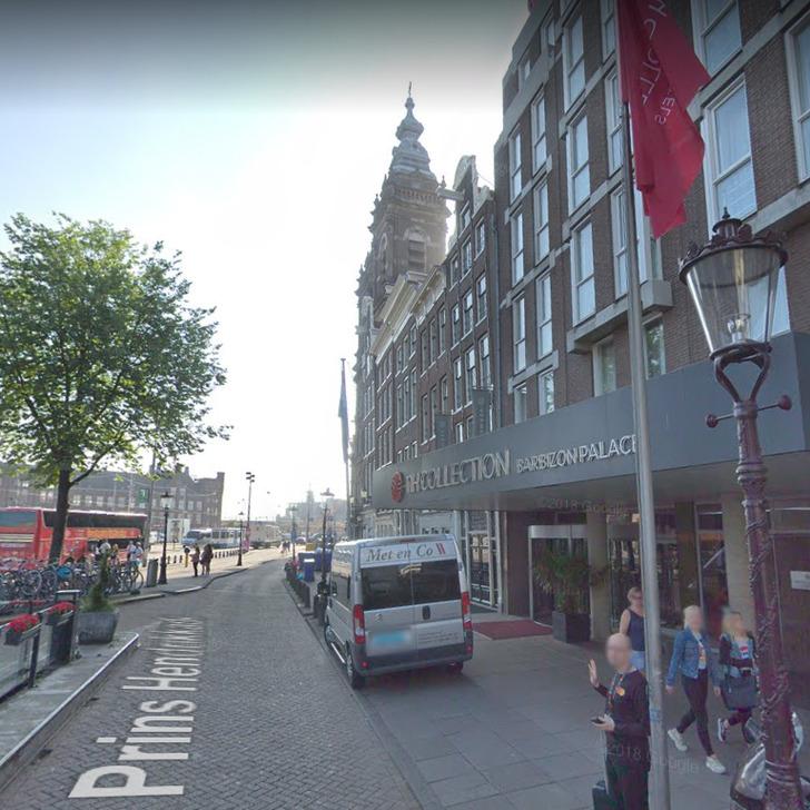 WEPARC - PRINS HENDRIKKADE (OUDEZIJDS) Valet Service Parking (Overdekt) Parkeergarage Amsterdam