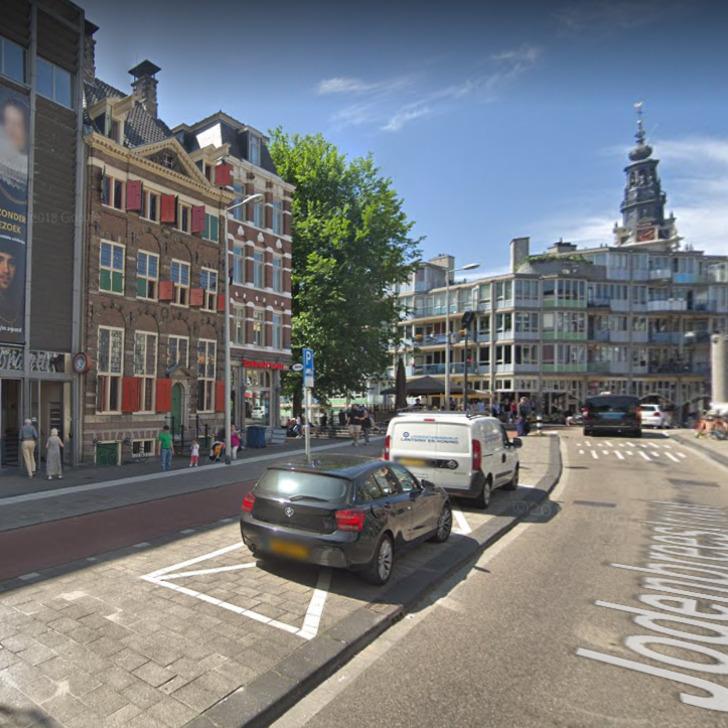 Parkservice Parkhaus WEPARC - REMBRANDT MUSEUM (Überdacht) Amsterdam