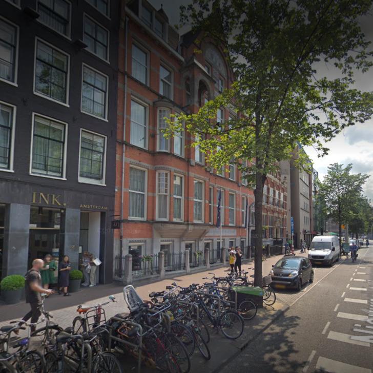 Estacionamento Serviço de Valet WEPARC - NIEUWEZIJDS KOLK (Coberto) Amsterdam