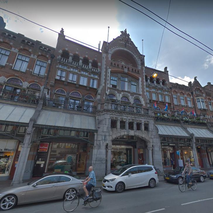 Estacionamento Serviço de Valet WEPARC - RAADHUISSTRAAT (Coberto) Amsterdam