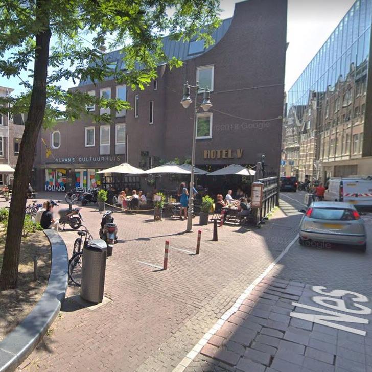 WEPARC - NES Valet Service Parking (Overdekt) Amsterdam
