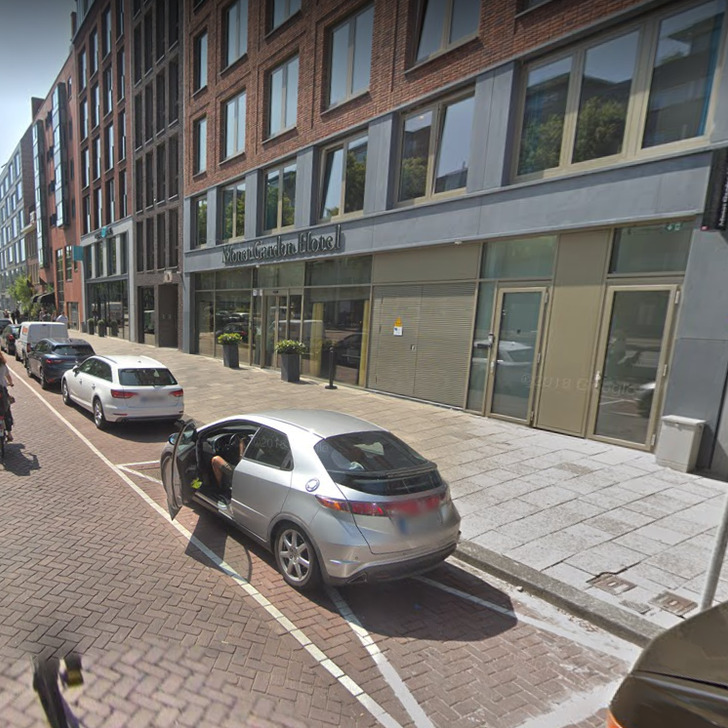Estacionamento Serviço de Valet WEPARC - VALKENBURGERSTRAAT (Coberto) Amsterdam