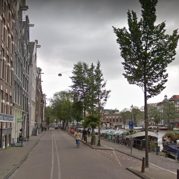 WEPARC - AMSTEL Valet Service Parking (Overdekt) Parkeergarage Amsterdam
