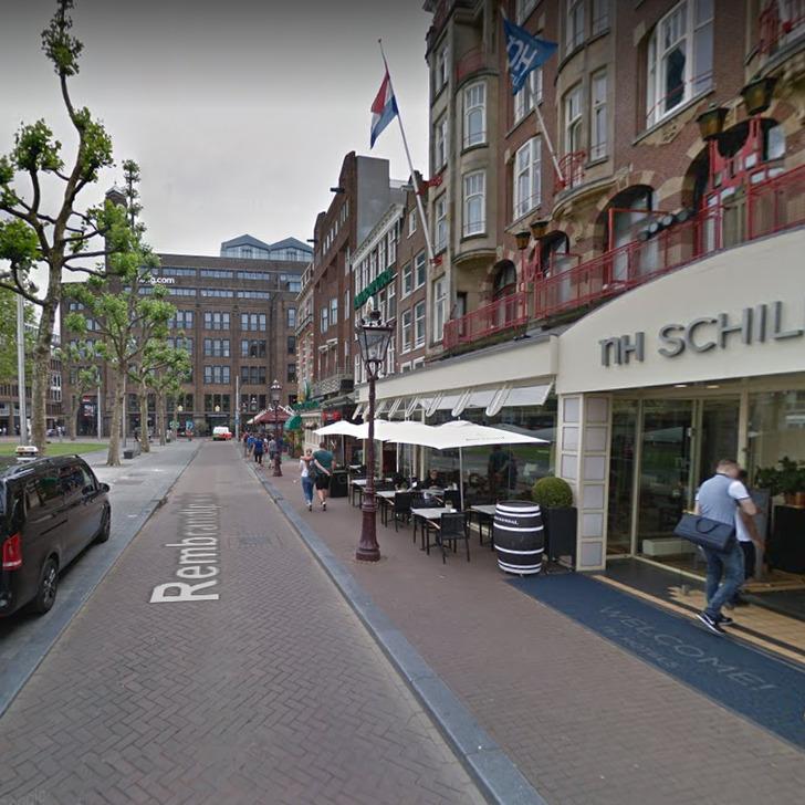 WEPARC - REMBRANDTPLEIN Valet Service Parking (Overdekt) Amsterdam