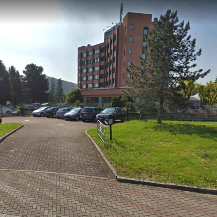Parcheggio Hotel REGE HOTEL (Esterno) parcheggio San Donato Milanese (MI)