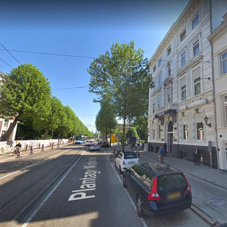 WEPARC - PLANTAGE MIDDENLAAN Valet Service Parking (Overdekt) Amsterdam