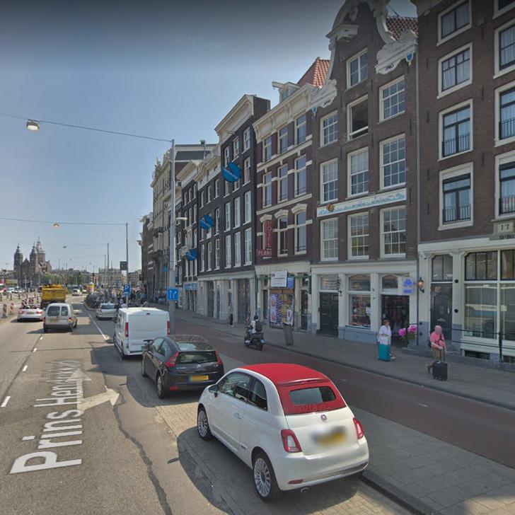 Parkservice Parkhaus WEPARC - PRINS HENDRIKKADE (NIEUWEZIJDS) (Überdacht) Amsterdam