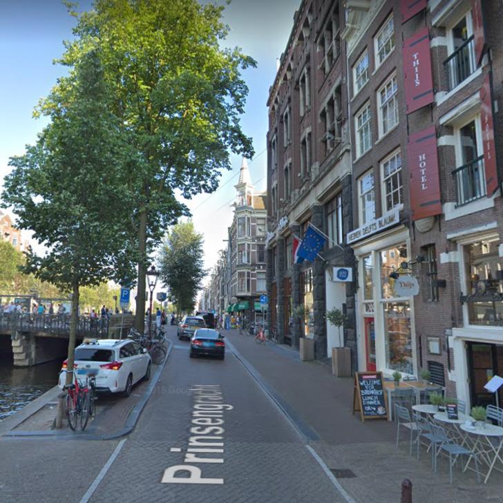 Estacionamento Serviço de Valet WEPARC - LEIDSESTRAAT (Coberto) Amsterdam