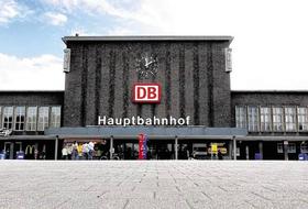Parking Gare Centrale de Duisbourg à Duisbourg : tarifs et abonnements - Parking de gare | Onepark