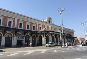 Parking Gare Centrale de Bari à Bari : tarifs et abonnements - Parking de gare   Onepark