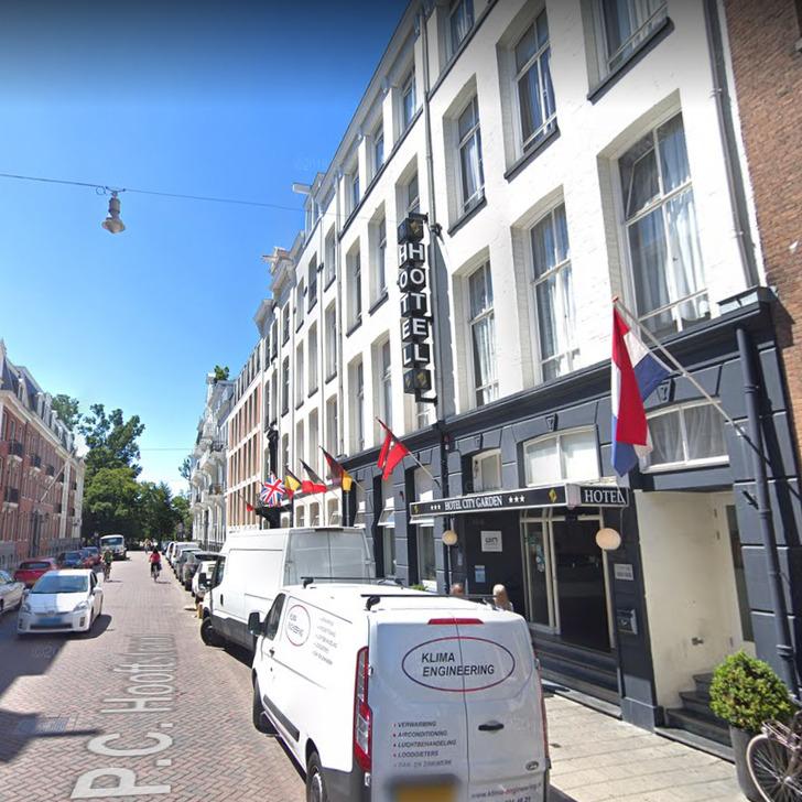 Parkservice Parkhaus WEPARC - VONDELPARK (Überdacht) Amsterdam