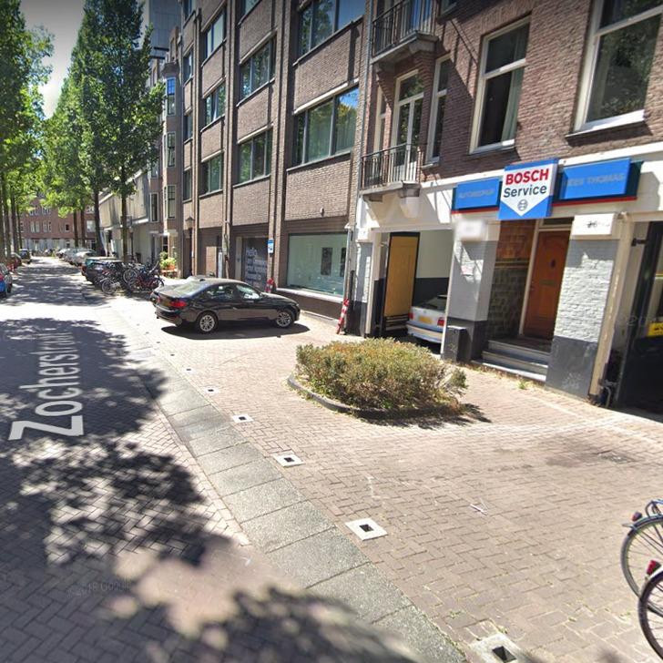 WEPARC - ZOCHERSTRAAT Valet Service Parking (Overdekt) Amsterdam