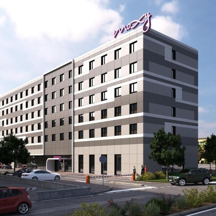 Parking Hôtel MOXY MILANO LINATE (Extérieur) NOVEGRO SEGRATE