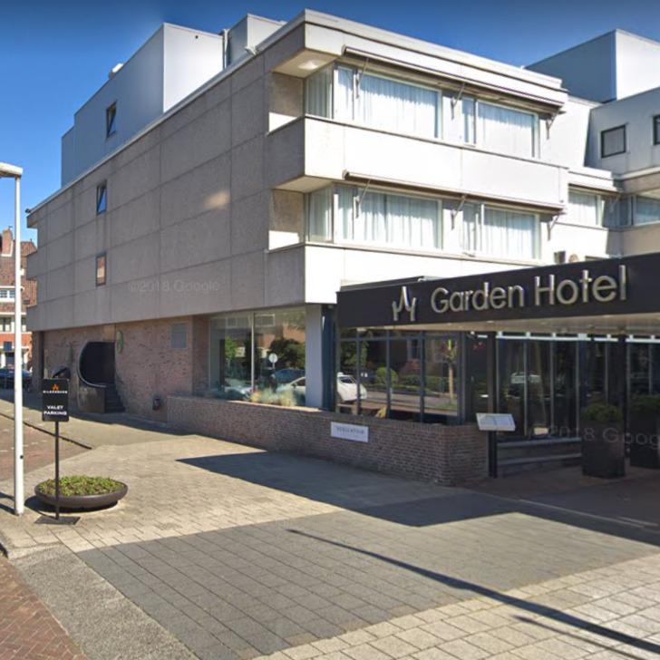 Parque de estacionamento Estacionamento Serviço de Valet WEPARC - DIJSSELHOFPLANTSOEN (Coberto) Amsterdam
