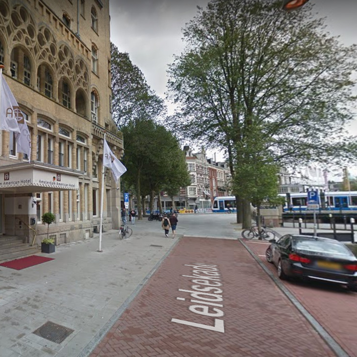 WEPARC - LEIDSEPLEIN Valet Service Parking (Overdekt) Amsterdam