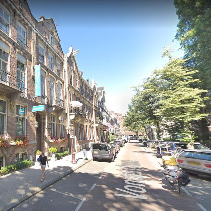 WEPARC - VONDELSTRAAT Valet Service Parking (Overdekt) Amsterdam