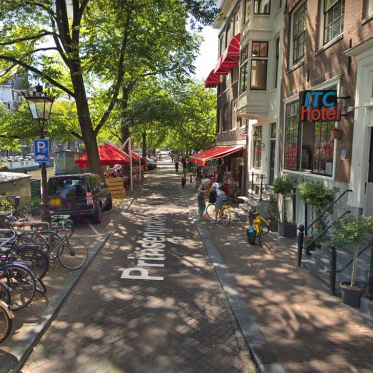 Estacionamento Serviço de Valet WEPARC - AMSTELVELD (Coberto) Amsterdam