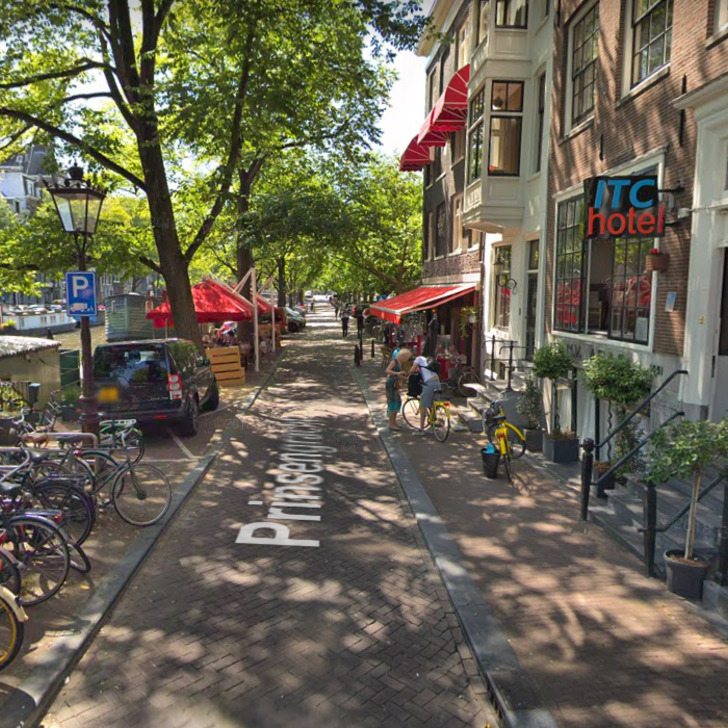 WEPARC - AMSTELVELD Valet Service Parking (Overdekt) Parkeergarage Amsterdam