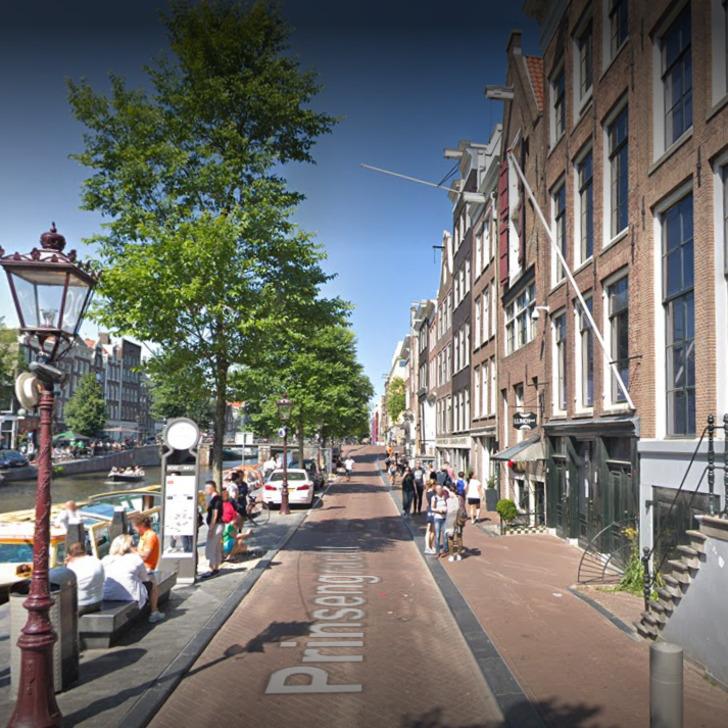Estacionamento Serviço de Valet WEPARC - DE JORDAAN (Coberto) Amsterdam