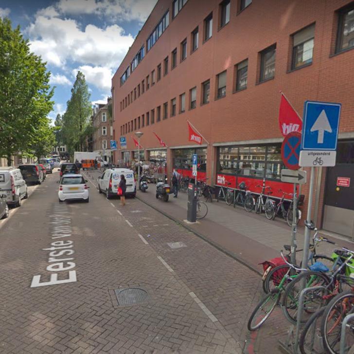 Parque de estacionamento Estacionamento Serviço de Valet WEPARC - BEER MUSEUM (Coberto) Amsterdam