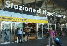 Naples Central Station car park in Naples: prices and subscriptions - Station car park | Onepark