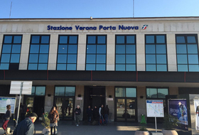 Verone Porta Nuova car park: prices and subscriptions - Station car park | Onepark