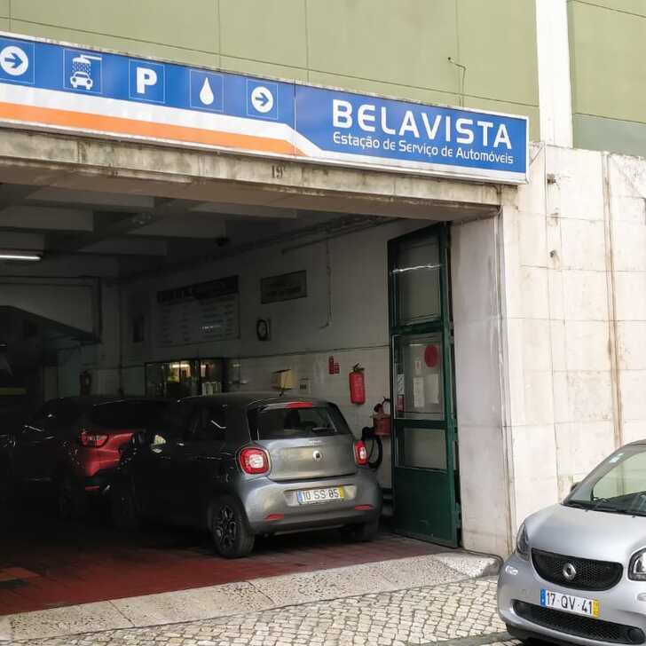 Öffentliches Parkhaus PARQUE BELAVISTA LISBOA (Überdacht) Lisboa